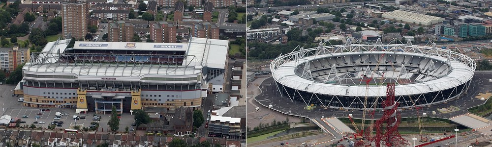 West Ham's Olympic Stadium move should inspire (Picture: Getty Images)