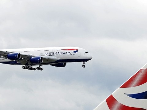 British Airways begins its age of the superjumbo with Airbus A380