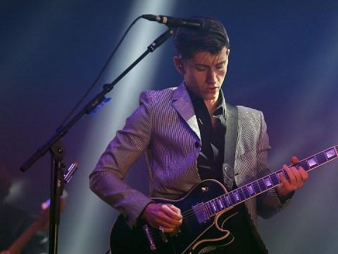 Arctic Monkeys up for headlining Glastonbury a third time