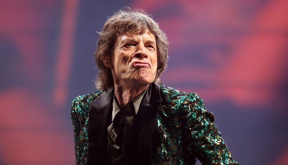 How much?! Eager bidder spends £4000 on a lock of Mick Jagger's hair