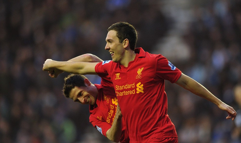 Liverpool transfer news: Stewart Downing aims to fight for his Anfield future