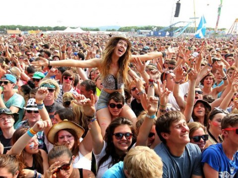 You won't believe how many calories you burn at festivals