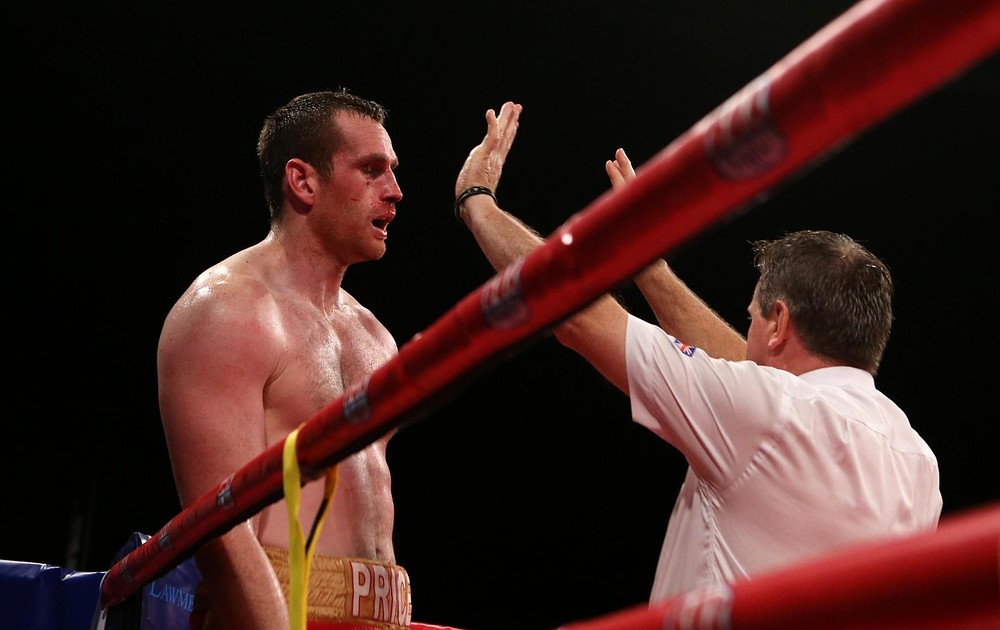 David Price's heavyweight career hangs in the balance following second defeat to Tony Thompson