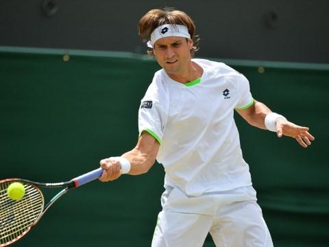 Wimbledon 2013: David Ferrer doing it the hard way as he sees off Ivan Dodig
