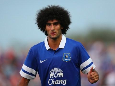 Everton's Marouane Fellaini moves closer to Manchester United deal