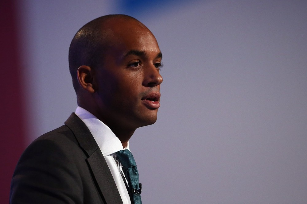 MANCHESTER, ENGLAND - OCTOBER 01:  Chuka Umunna MP speaks to delegates at the Labour Party Conference at Manchester Central on October 1, 2012 in Manchester, England. The shadow chancellor Ed Balls, is expected to unveil plans today to stimulate the economy using a GBP 3bn windfall from the sale of 4G mobile phone frequencies to build 100,000 affordable homes and give stamp duty breaks to first time buyers. Getty Images