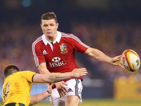 Brian O'Driscoll 'totally gutted' at British & Irish Lions axe