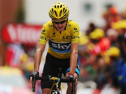 Ned Boulting: Pain's a gain for Chris Froome in Tour de France