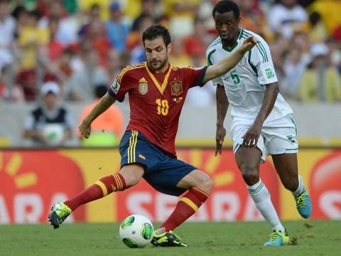 David Moyes: Manchester United don't need Cesc Fabregas