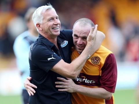 Alan Pardew remains optimistic Joe Kinnear can bring transfer net down on striker targets