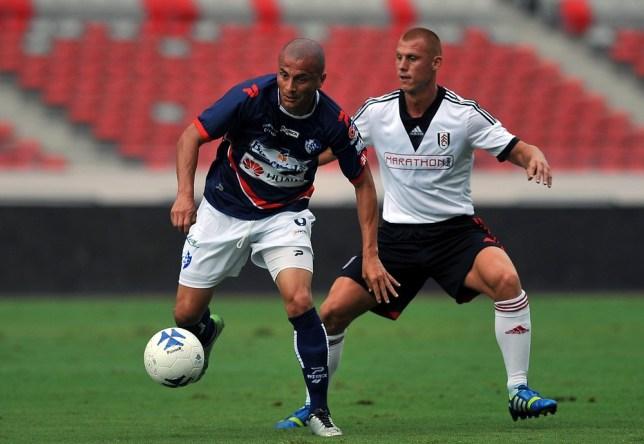 Fulham Steve Sidwell