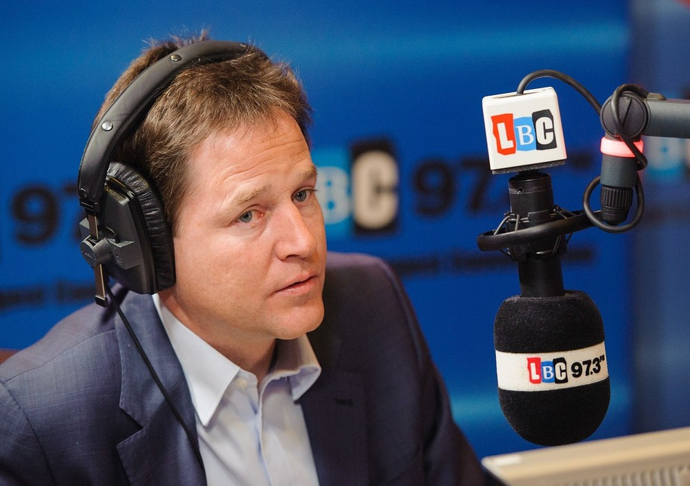 The Open 2013: Nick Clegg condemns men-only membership at Muirfield