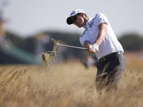 The Open 2013: Nicolas Colsaerts takes nightmare five putts at 15th