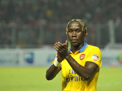 Bacary Sagna will stay at Arsenal to aid title challenge