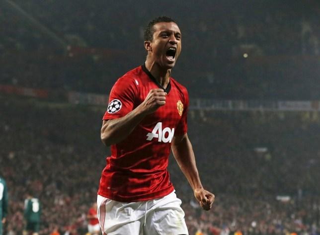 Luis Nani, Manchester United