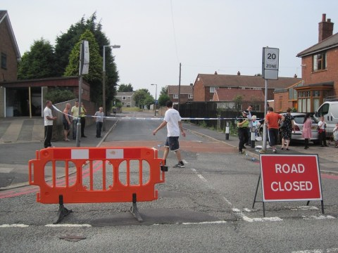 Tipton blasts are being treated as a terrorist incident, say West Midlands Police