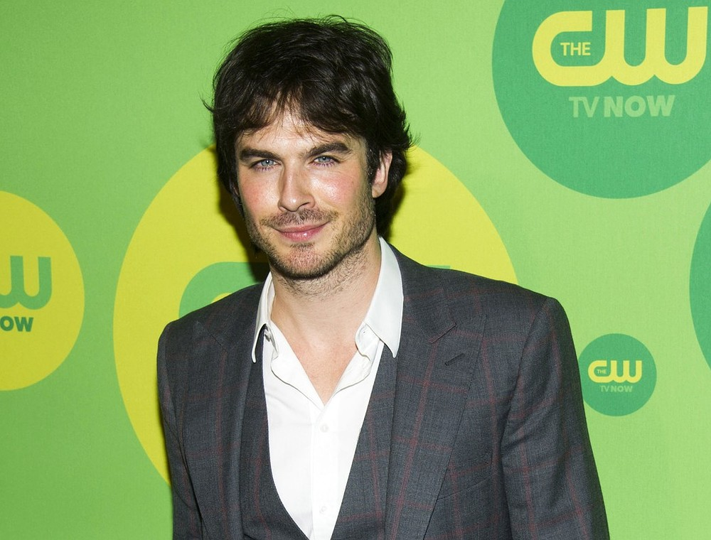 Ian Somerhalder out of the running for Fifty Shades of Grey movie?
