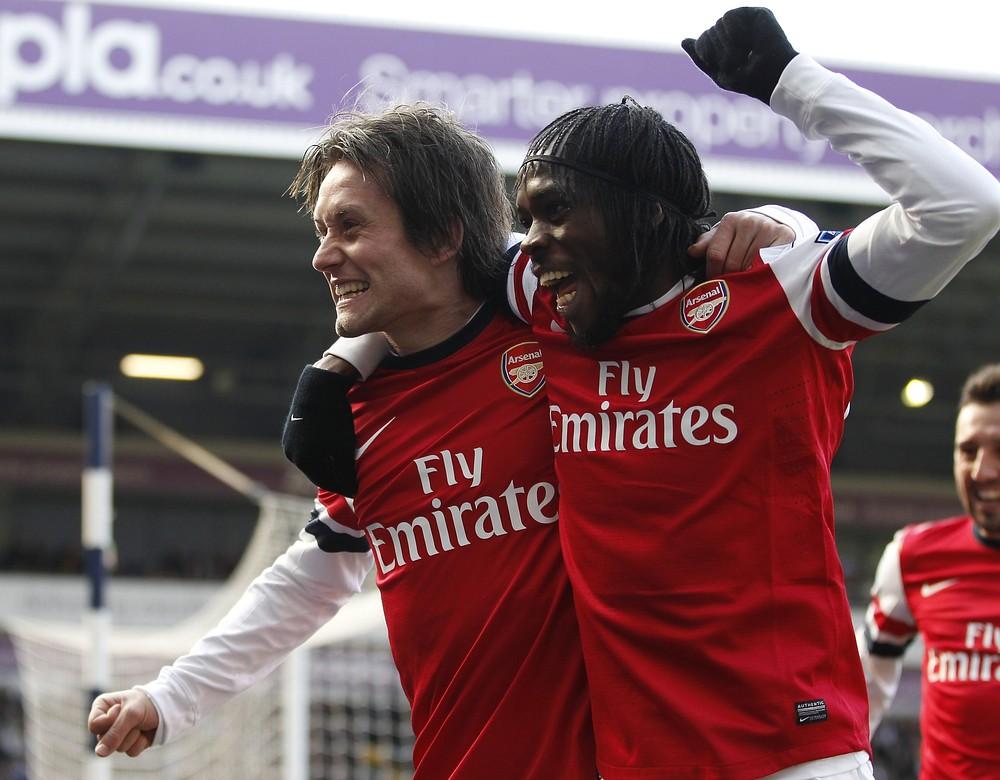 Gervinho making way for £21m Bernard? Deal of the summer for Arsenal?
