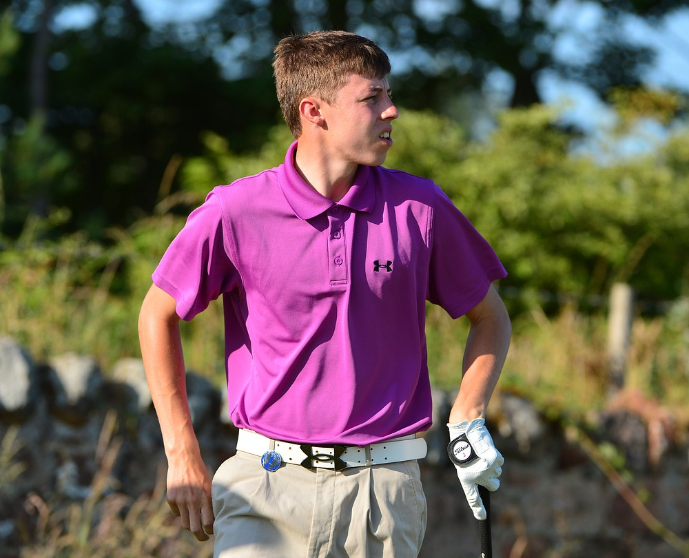 The Open 2013: Matthew Fitzpatrick heading off to university after Muirfield fairytale