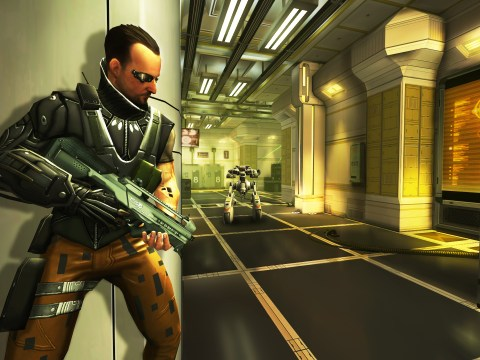 Deus Ex: The Fall & Bloodmasque hands-on preview – Square Enix go mobile