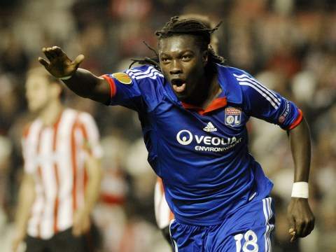 Newcastle close on Bafetimbi Gomis as he goes AWOL to force transfer from Lyon