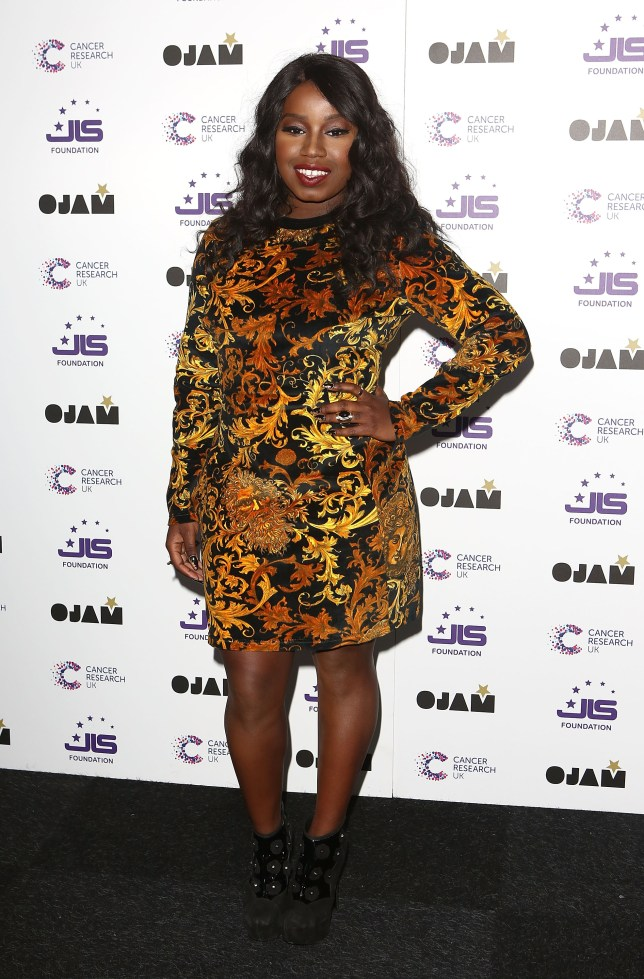 It appears Misha B has been dropped by her record label (Picture: Getty)