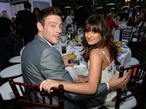 Glee's Lea Michele asks for privacy after 'devastating' death of co-star and boyfriend Cory Monteith
