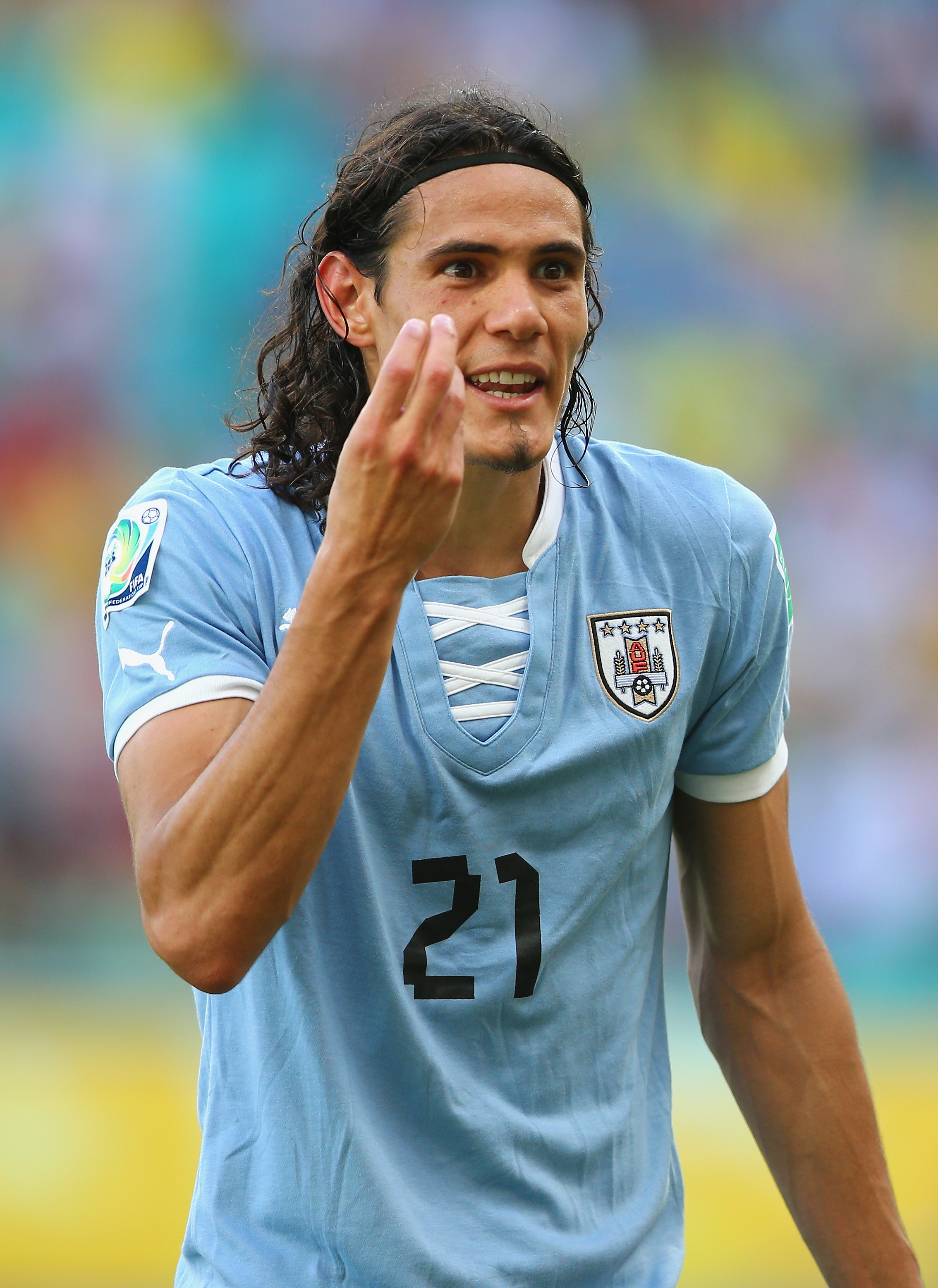 Uruguay v Italy: 3rd Place Match - FIFA Confederations Cup Brazil 2013