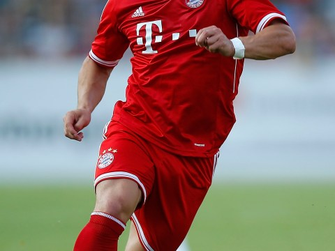 Bayern Munich rule out selling winger Xherdan Shaqiri to Liverpool