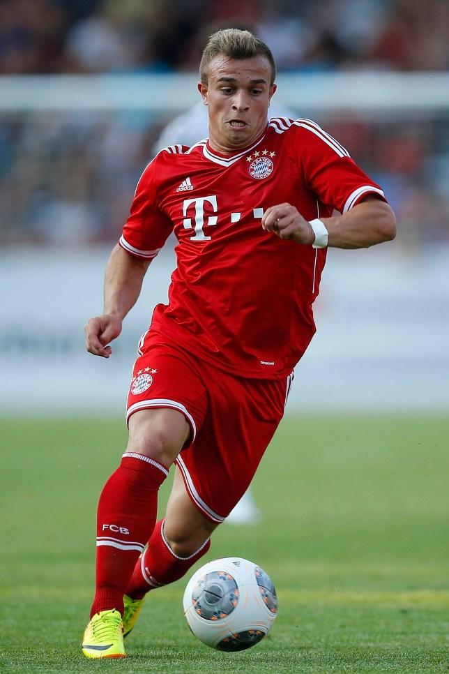 SG Sonnenhof Grossaspach v FC Bayern Muenchen - Friendly Match