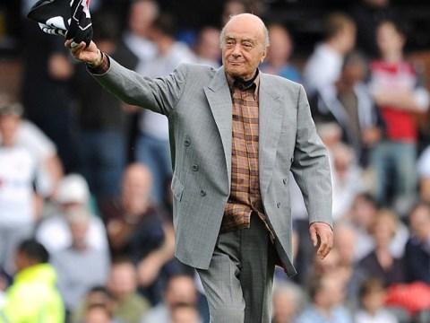 Mohamed Al Fayed sells Fulham FC to NFL's Jacksonville Jaguars owner Shahid Khan