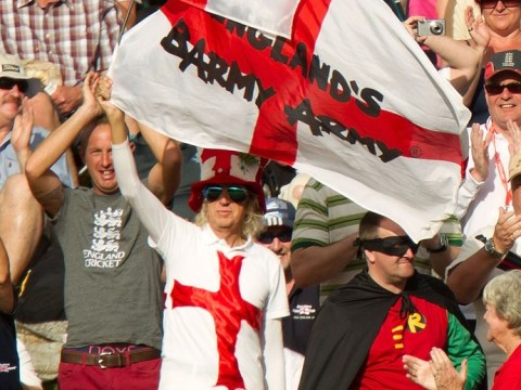 England's Graeme Swann blasts Notts for banning Barmy Army trumpeter from opening Ashes Test