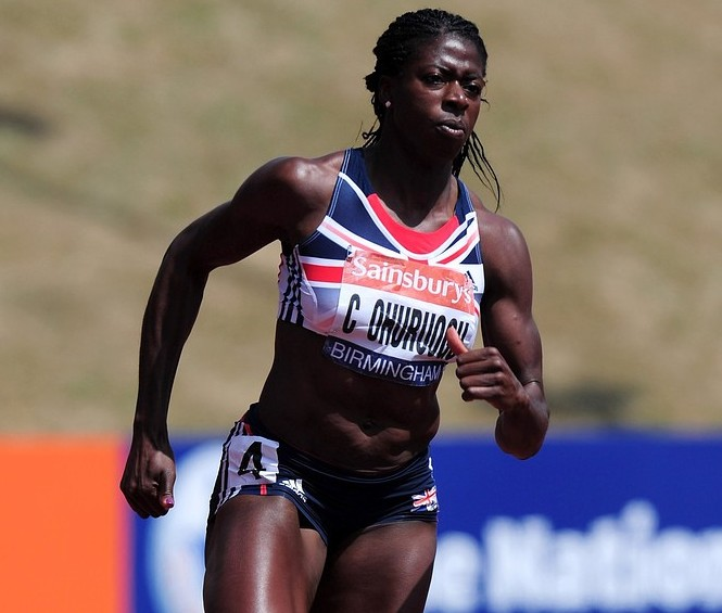 British Athletics hands Moscow captaincy to Christine Ohuruogu