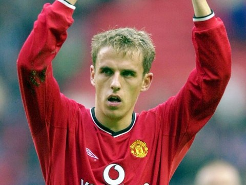Return of Phil Neville is David Moyes' first great decision at Manchester United