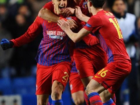Tottenham close in on transfer of Steaua Bucharest star Vlad Chiriches