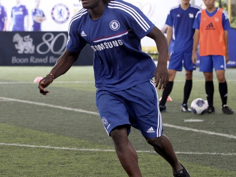 Romelu Lukaku: I have no intention of leaving Chelsea on loan