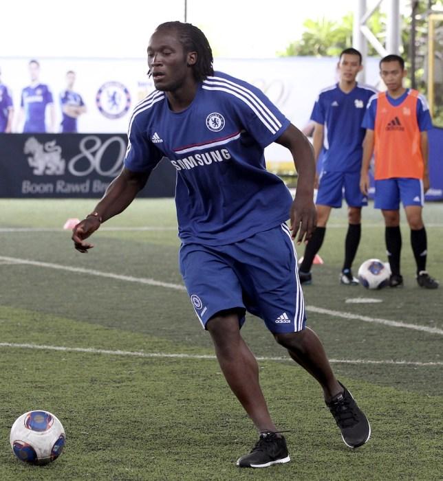 e665c0b30 Jose Mourinho: Romelu Lukaku can rival Fernando Torres but is not the 'new  Drogba'
