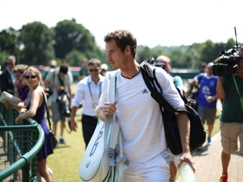 Gallery: Andy Murray prepares to face Novak Djokovic in Wimbledon final