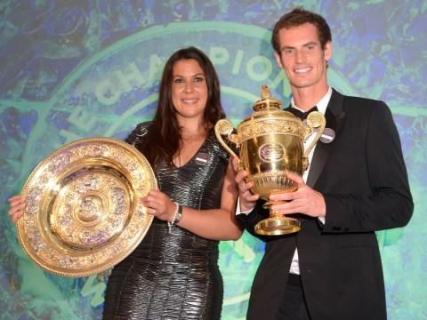 Gallery: Andy Murray attends Wimbledon 2013 Winners' Ball