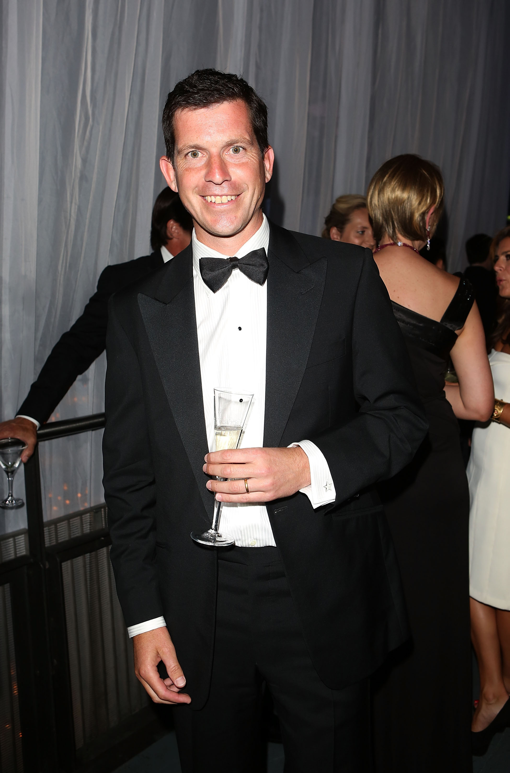 Tim Henman denies Strictly Come Dancing rumours