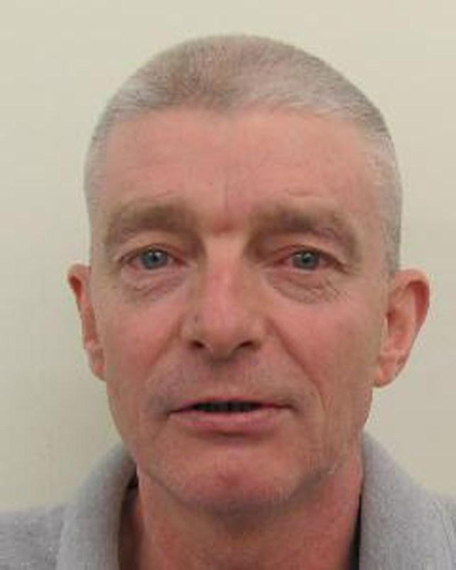 Suspect: Ian John McLoughlin (Picture: PA)