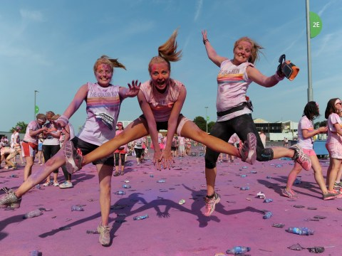 Gallery: The Colour Run 2013