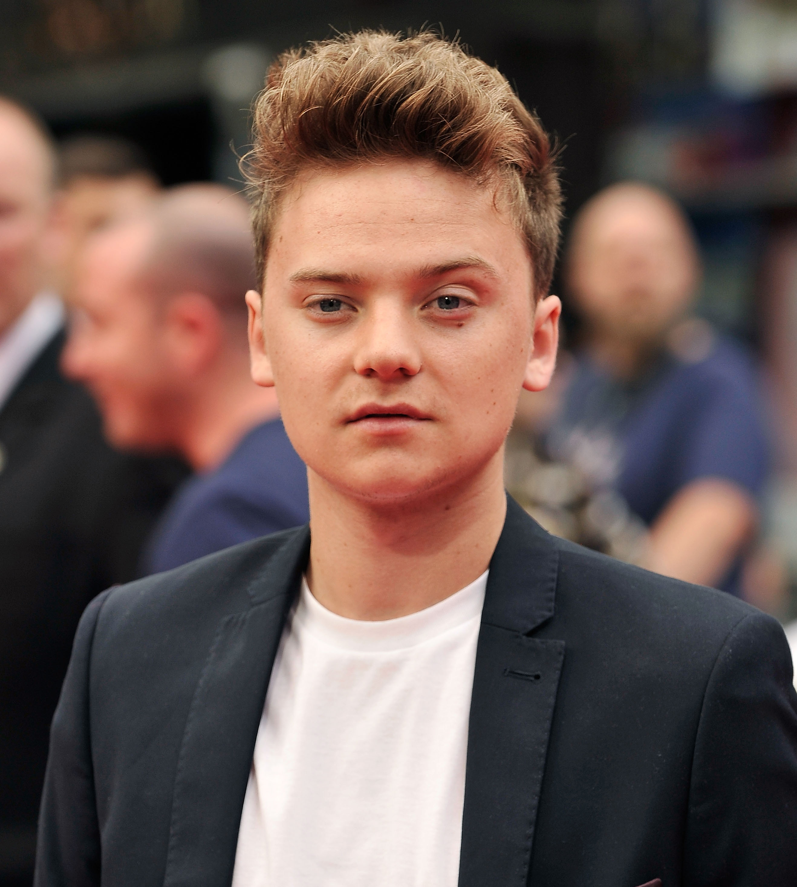 What an Animal: Conor Maynard trashes hotel room just for the hell of it