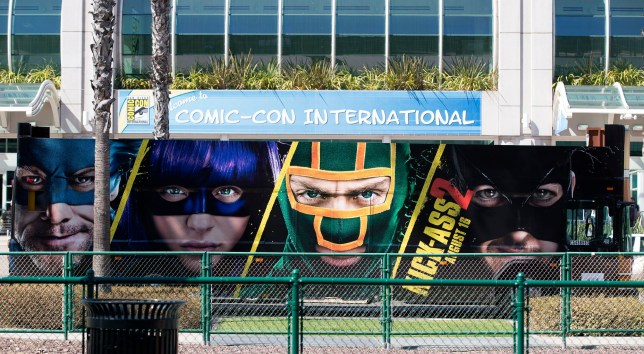 Kick-Ass 2 Comic-Con