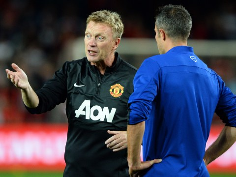 David Moyes wins first match as Manchester United boss against A-League stars