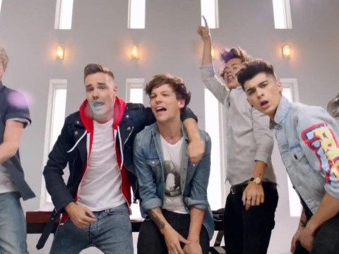 One Direction's Best Song Ever to battle it out with Avicii's Wake Me Up for No. 1