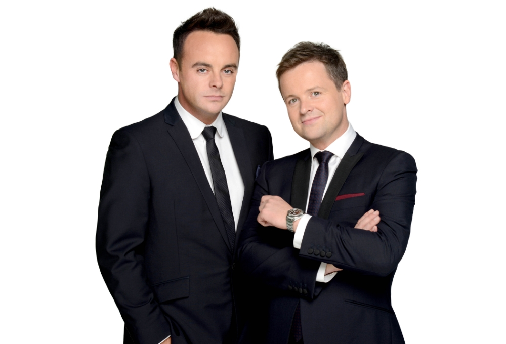 Ant and Dec: Kelly Brook will never return to Britain's Got Talent