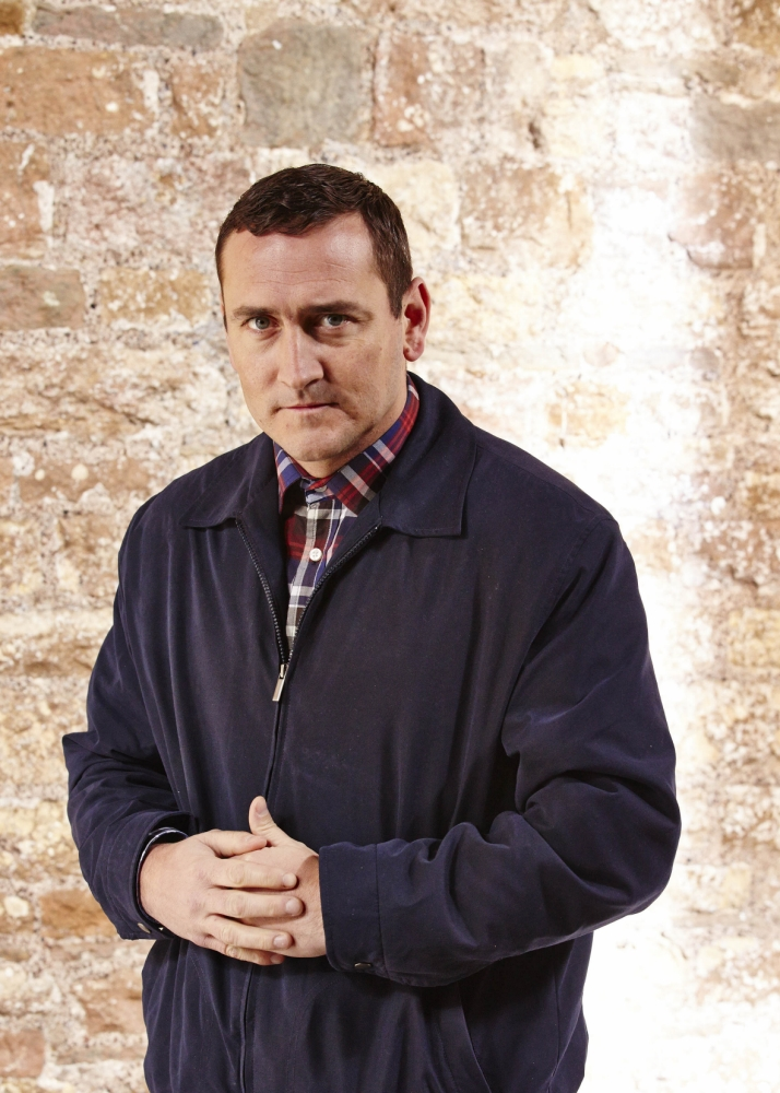 Television programme, 'Broadchurch', TX ITV. Pictured: WILL MELLOR as Steve Connelly. Copyright: ITV This photograph is (C) ITV Plc and can only be reproduced for editorial purposes directly in connection with the programme or event mentioned above, or ITV plc. Once made available by ITV plc Picture Desk, this photograph can be reproduced once only up until the transmission [TX] date and no reproduction fee will be charged. Any subsequent usage may incur a fee. This photograph must not be manipulated [excluding basic cropping] in a manner which alters the visual appearance of the person photographed deemed detrimental or inappropriate by ITV plc Picture Desk.  This photograph must not be syndicated to any other company, publication or website, or permanently archived, without the express written permission of ITV Plc Picture Desk. Full Terms and conditions are available on the website www.itvpictures.com For further information please contact: PATRICK.SMITH@itv.com 0207 157 3044
