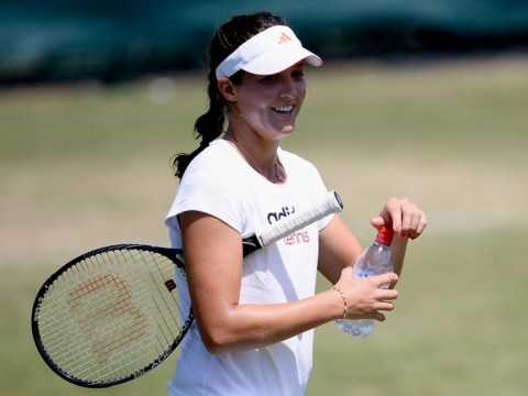 Tipster: Laura Robson faces uphill battle against Kaia Kanepi