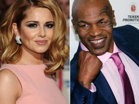 Face Off: Cheryl Cole v Mike Tyson – both celebrated birthdays over the weekend, both have been in films, and both have been in fights